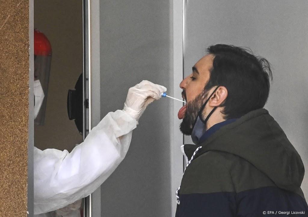 Voor het eerst in 5 maanden minder dan 40.000 besmettingen in VS