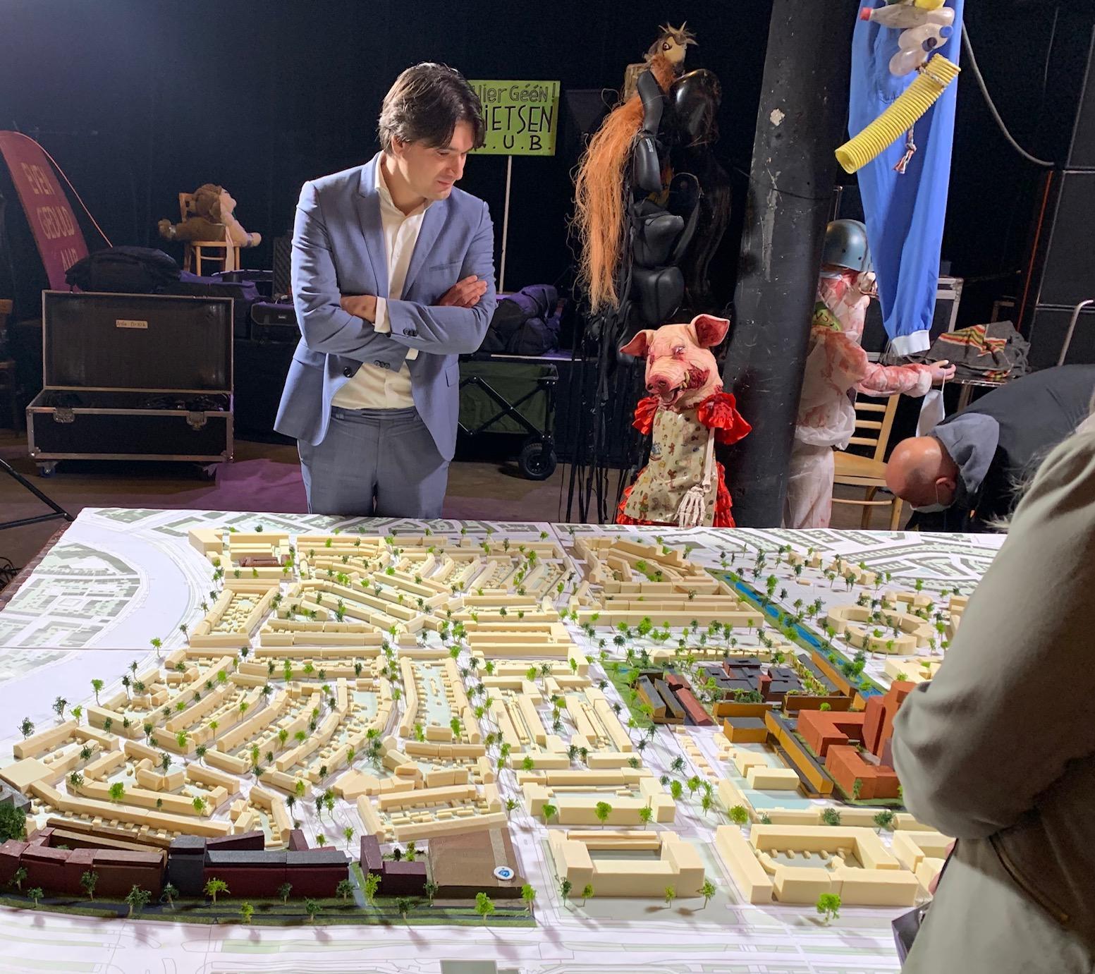 In de Haarlemse Slachthuisbuurt komen er 1136 woningen bij, de gemeente ging 'in gesprek' met de huidige buurtbewoners