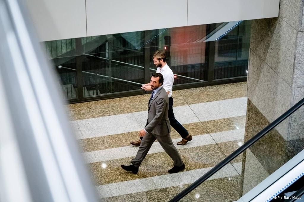 'Kopstukken FVD willen van jongerenvoorzitter Jansen af'