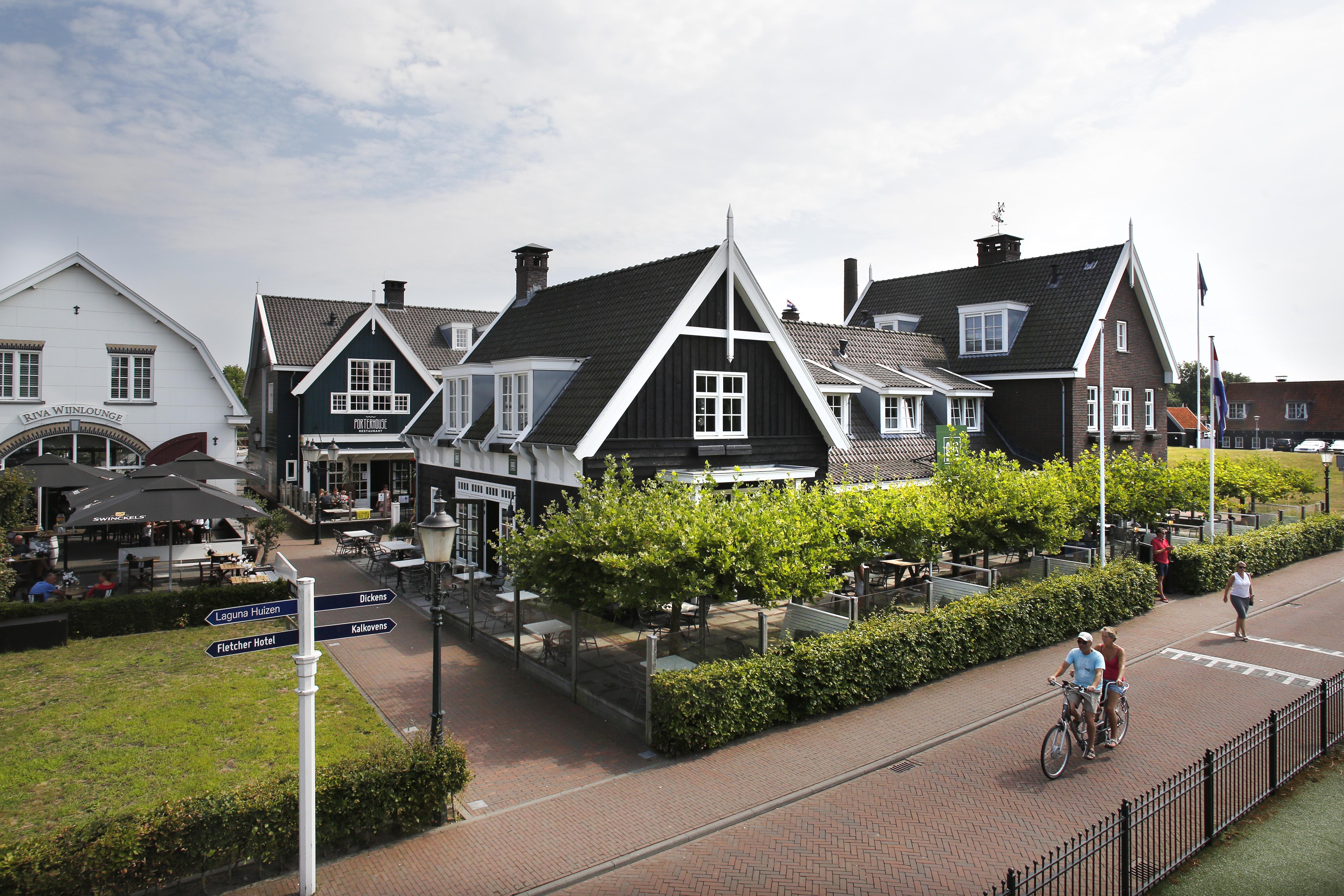 Terrassentest | Bretonse galettes van boekweit en hippe sapjes bij GIJS in Nautisch Kwartier Huizen