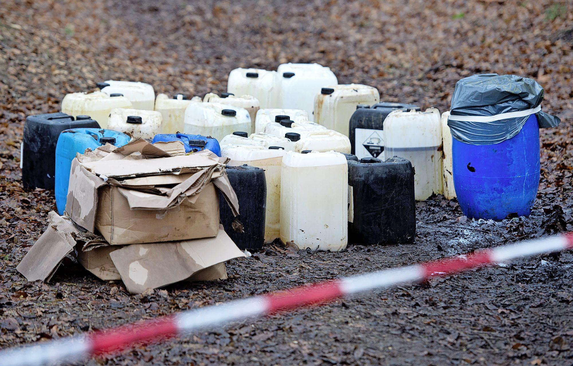 Drugslabs in Heiloo en Akersloot ontmanteld via onderschepte Encrochatberichten: leden Noord-Hollandse MDMA-bende krijgen gevangenisstraffen van vier tot negen jaar opgelegd