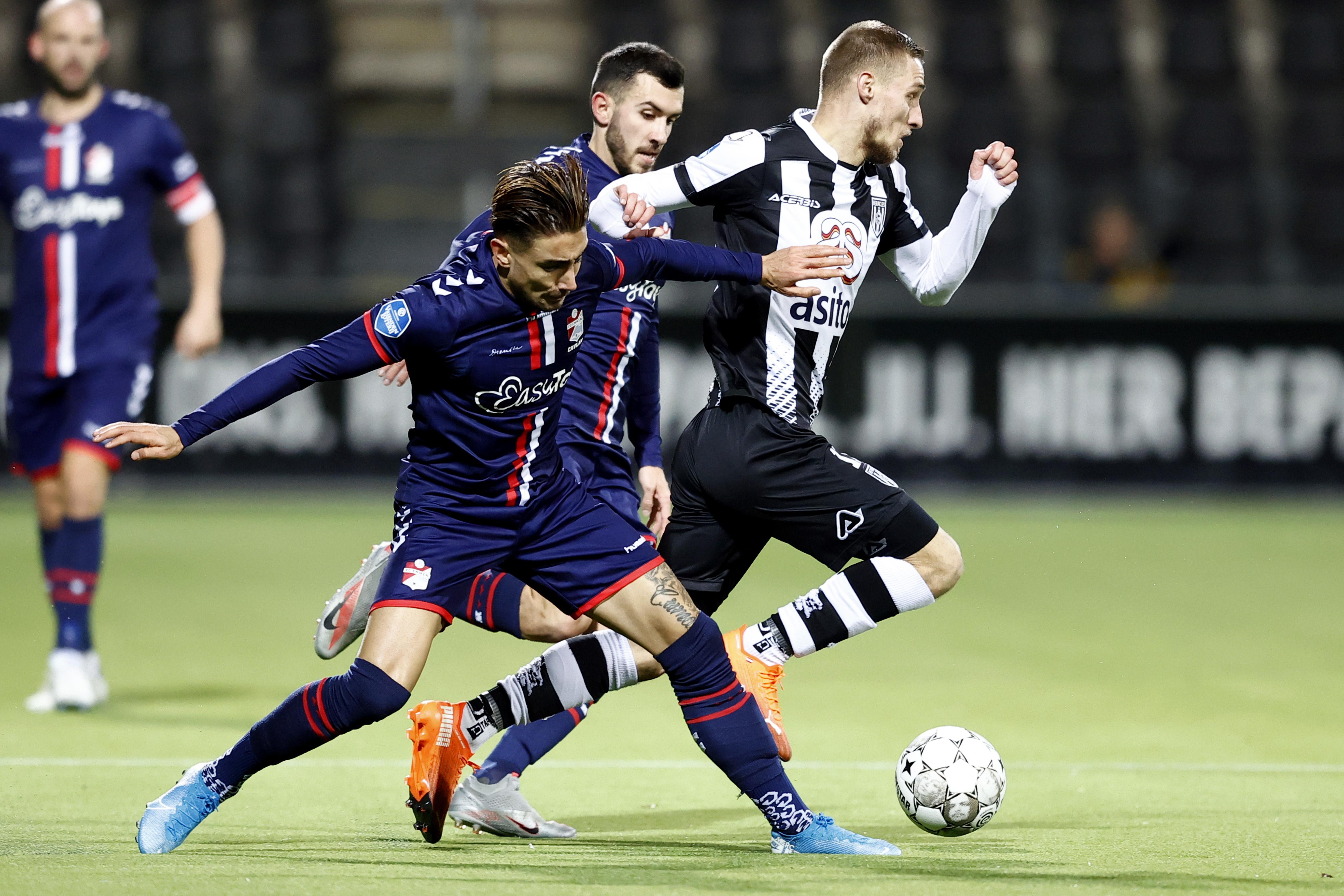 Bussumse voetballer Silvester van der Water (24) maakt alsnog zijn gedroomde transfer: hij verruilt Heracles Almelo voor Orlando City
