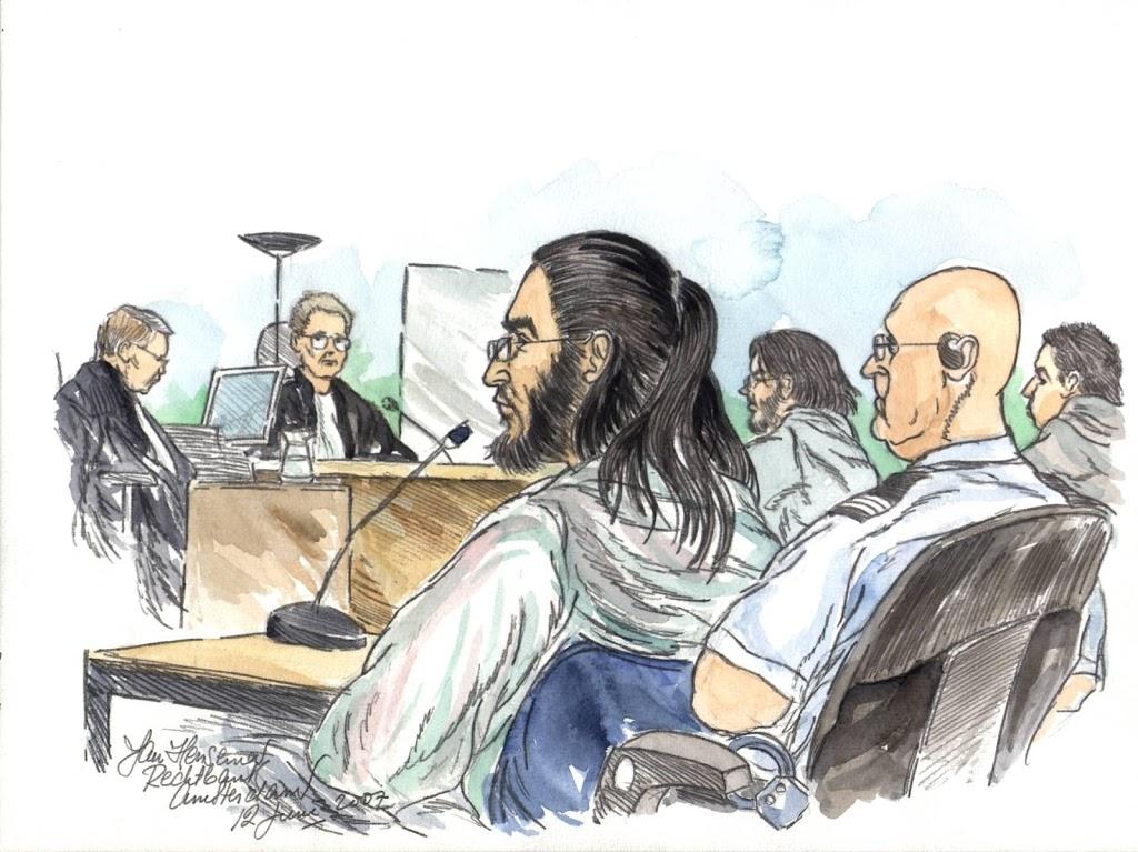 Rechter verlengt voorarrest Samir A. voor financieren terrorisme