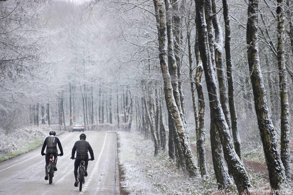 Wat sneeuw op komst: mogelijk glad in Limburgse heuvels