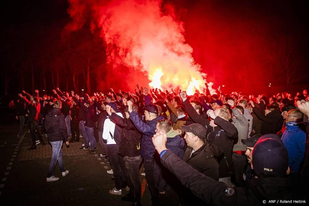 Fotograaf en journalisten aangevallen bij stadion De Graafschap