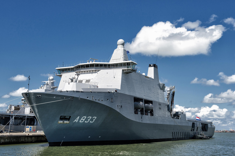 Justitie gaat marineofficier vervolgen voor aanrandingen aan boord Zr. Ms. Karel Doorman