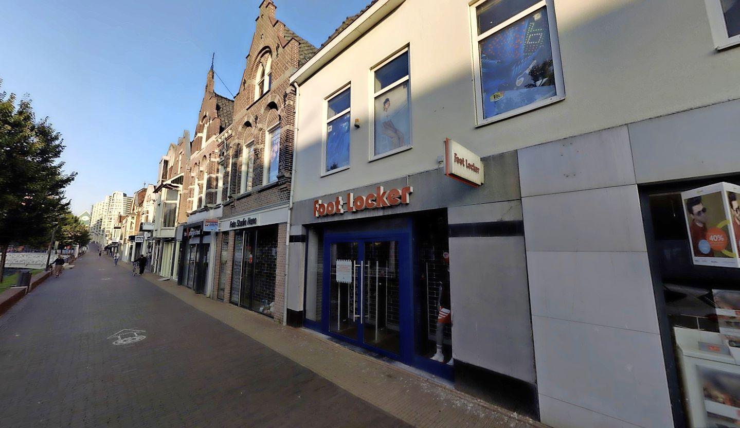 Weer drie winkels weg in centrum Zaandam: Foot Locker, The Athlete's Foot en BCC verdwijnen