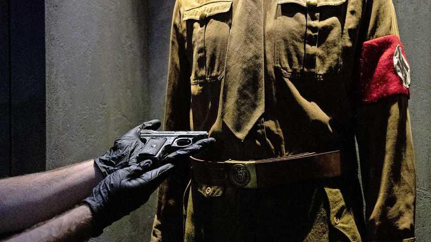 Nieuwste aanwinst Nationaal Militair Museum: pistool van topnazi, in bezit van drugscrimineel