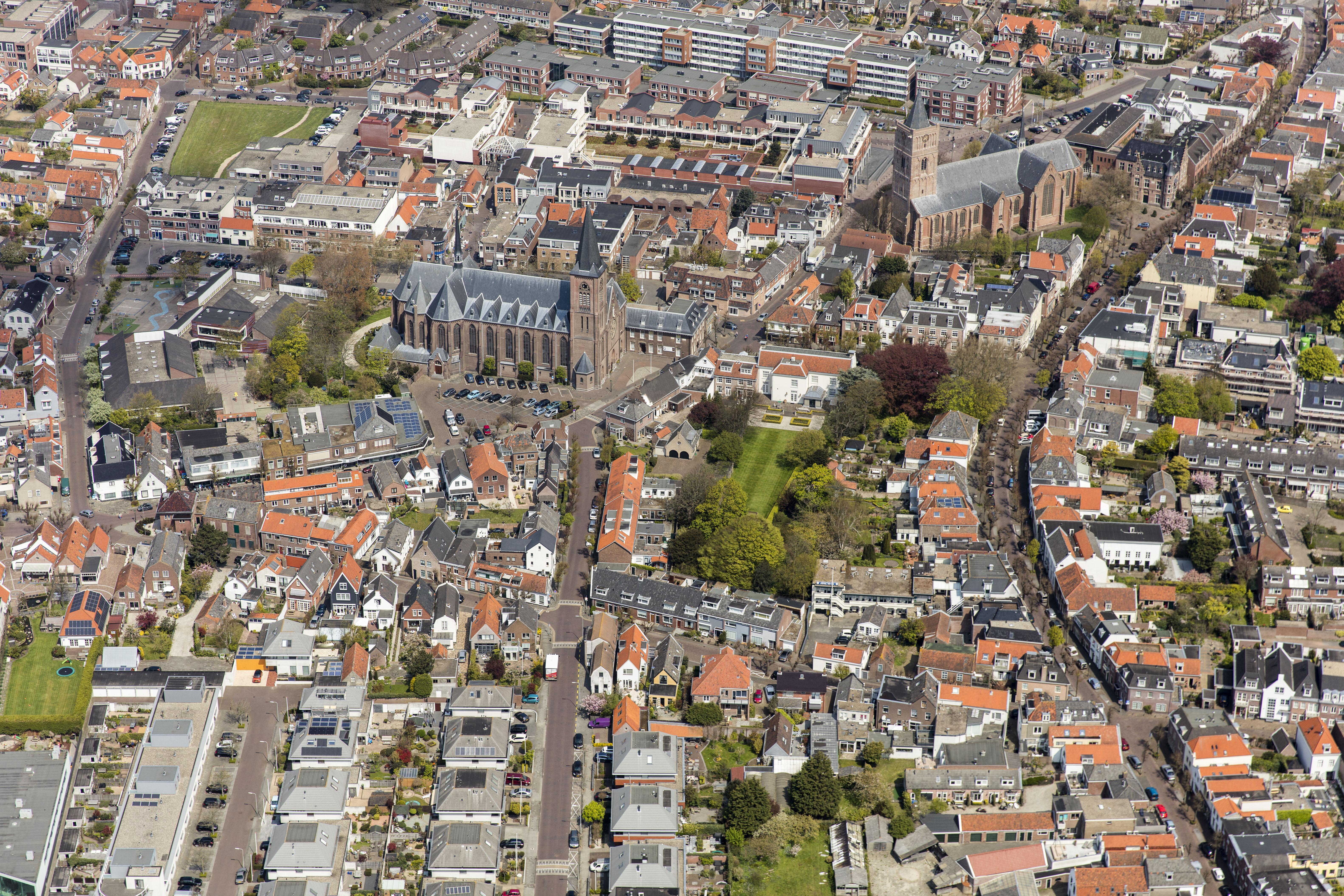 Groot verkeersonderzoek in Noordwijk Binnen