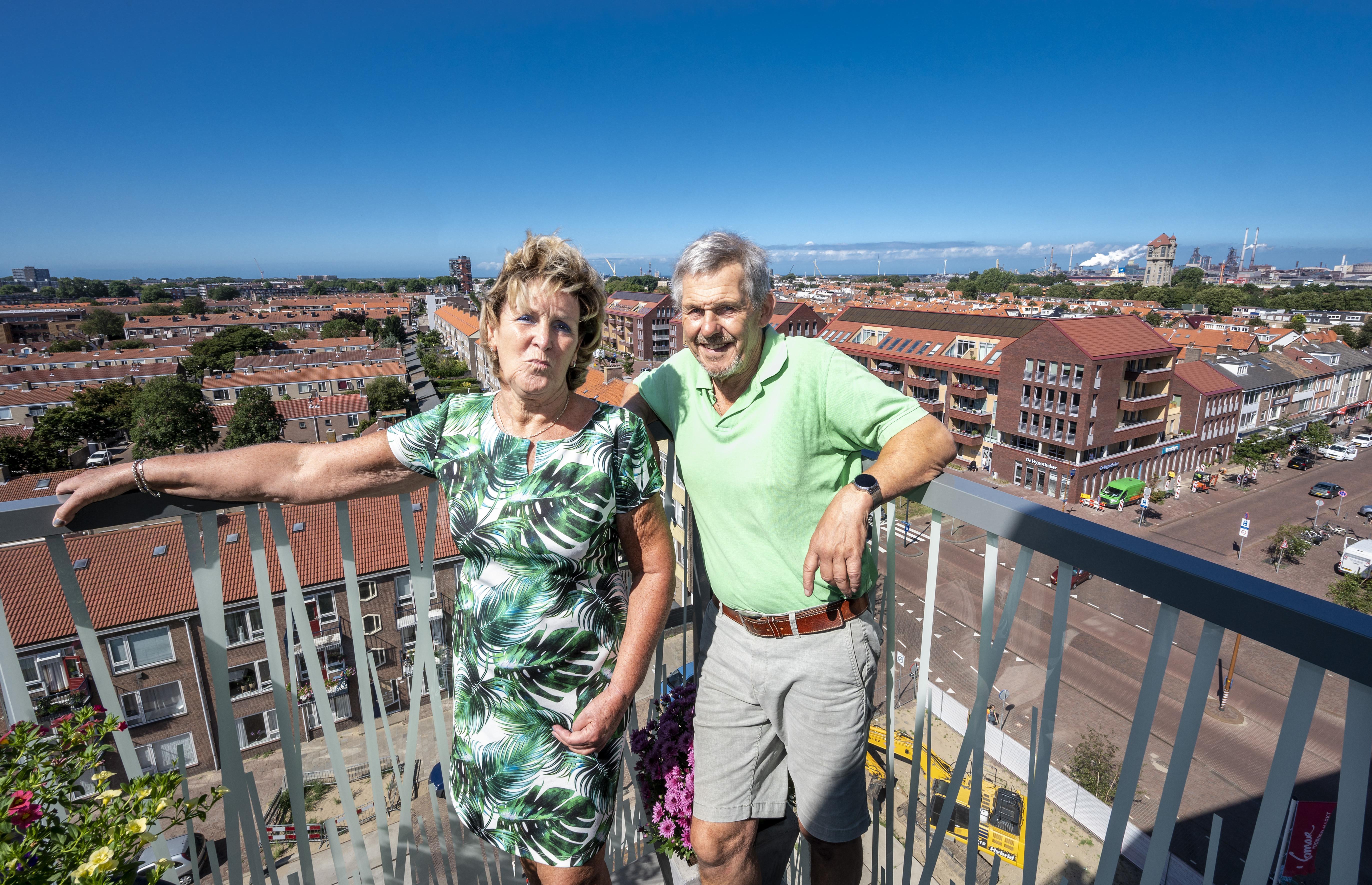 De 'Nieuwe parel van IJmuiden' als het te duur is om in Haarlem een woning te kopen: 'Deze woning is ideaal voor ons: goedkoper, centraal gelegen en het is ruim'