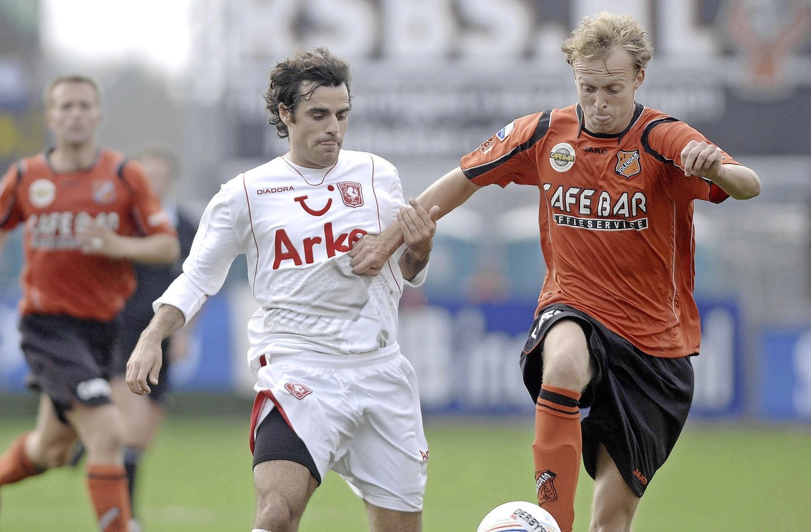 Trouwe 'soldaat' met uitschuifbenen; Henny Schilder nummer 50 in Top 50 beste Volendamse voetballers aller tijden