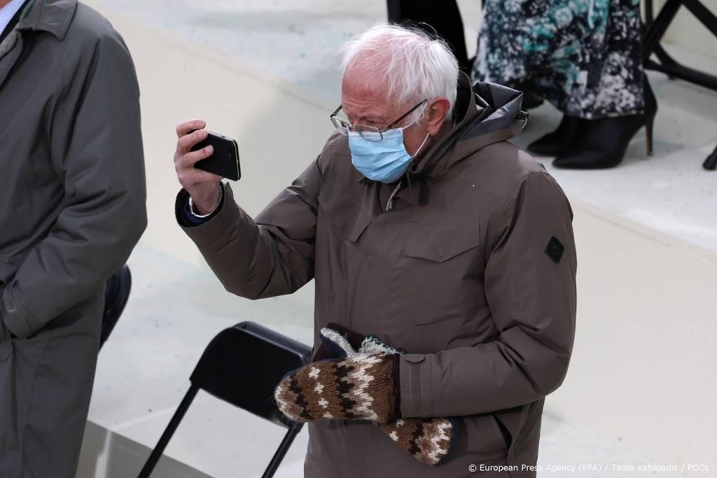 Poppetje politicus Bernie Sanders levert 40.000 dollar op