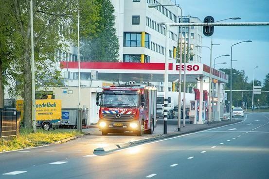 Drie jaar cel voor brandstichting bij tankstation in Haarlem; 'de gevolgen hadden desastreus kunnen zijn'