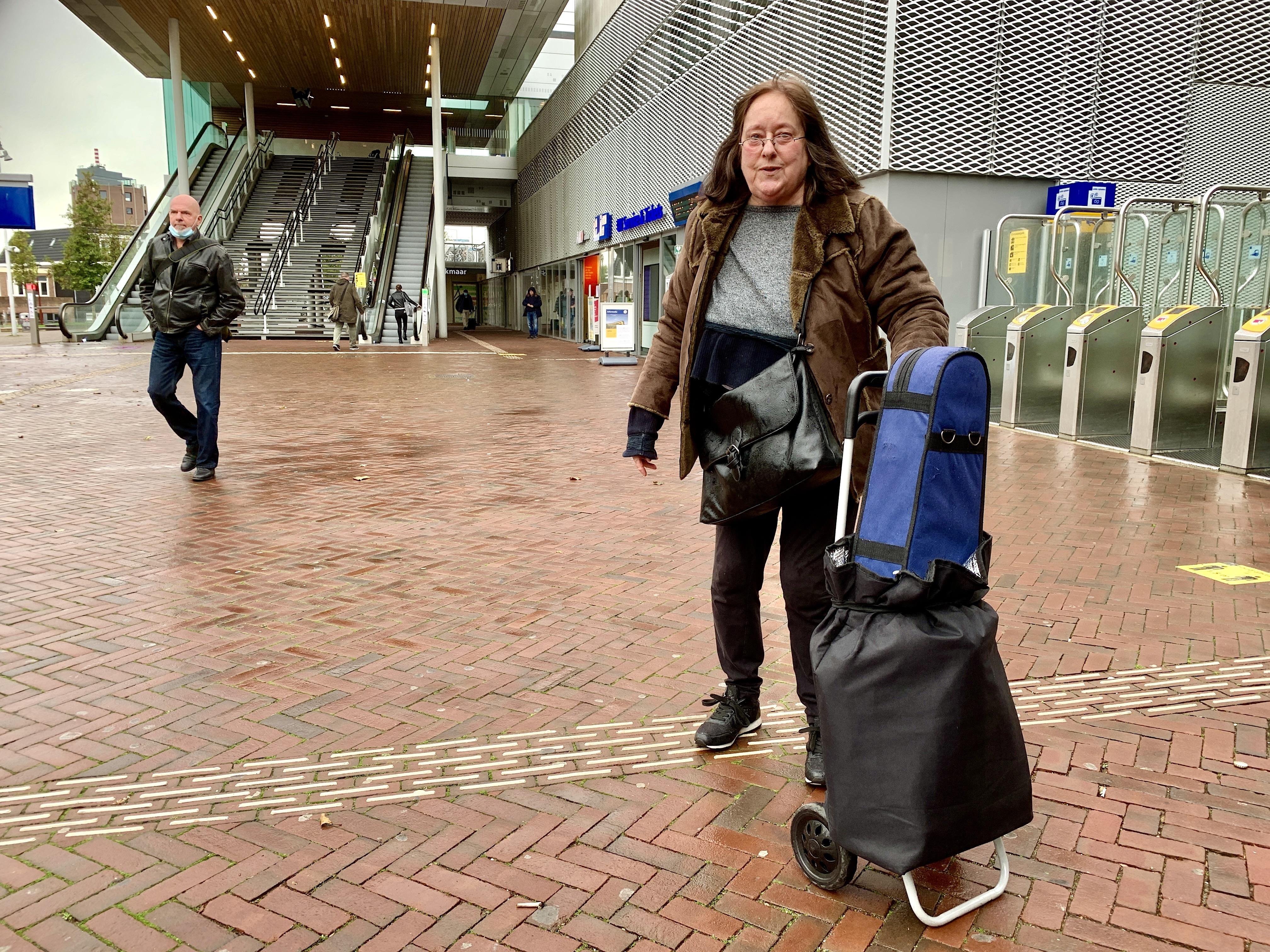 Onderweg: In een leven vol ups en downs is de viool voor Marieke van Gent (76) altijd de constante factor gebleven
