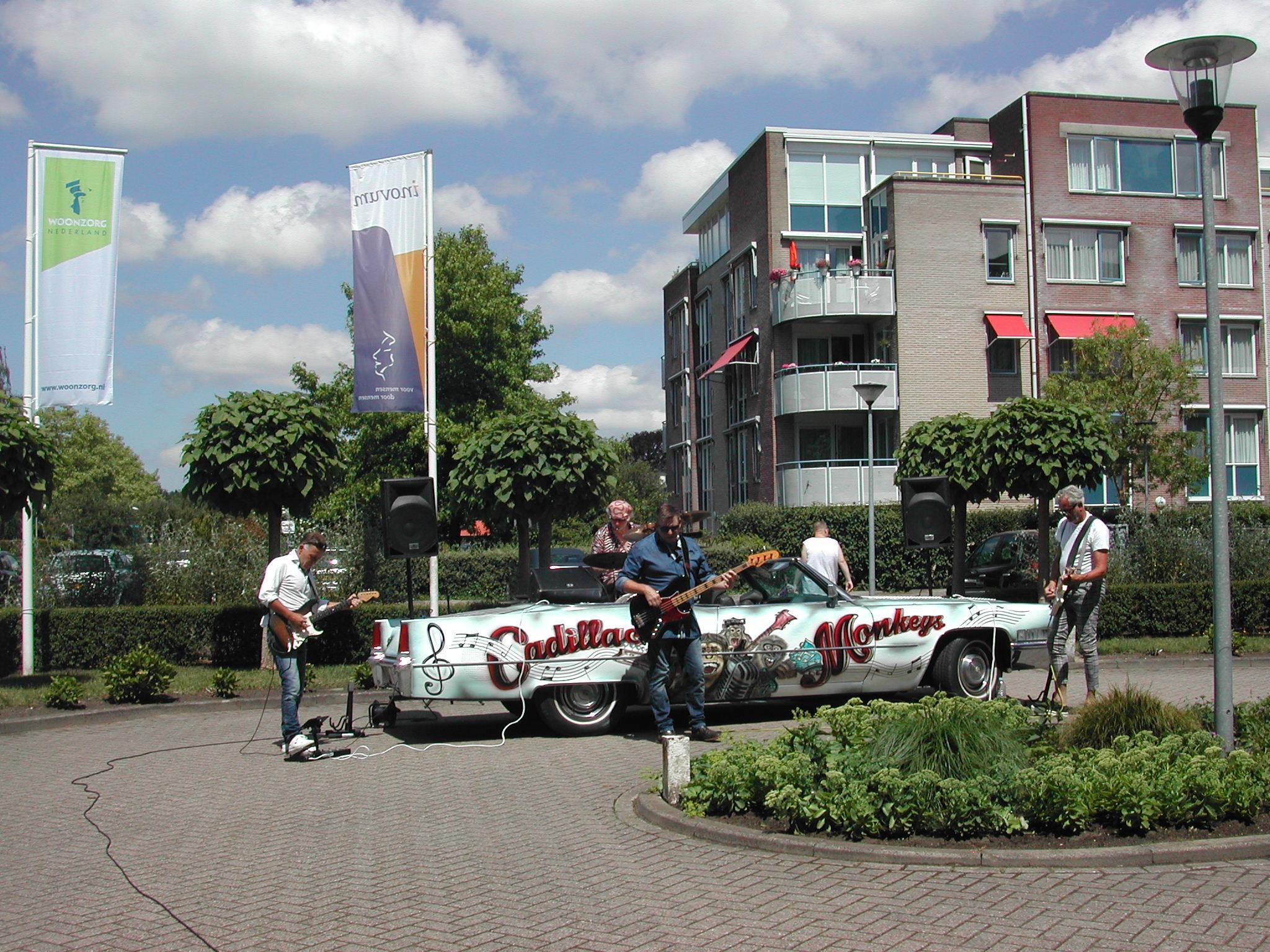 Door corona valt nu al het doek voor Grand Café Emtinckhof in Loosdrecht: frustratie bij vrijwilligers