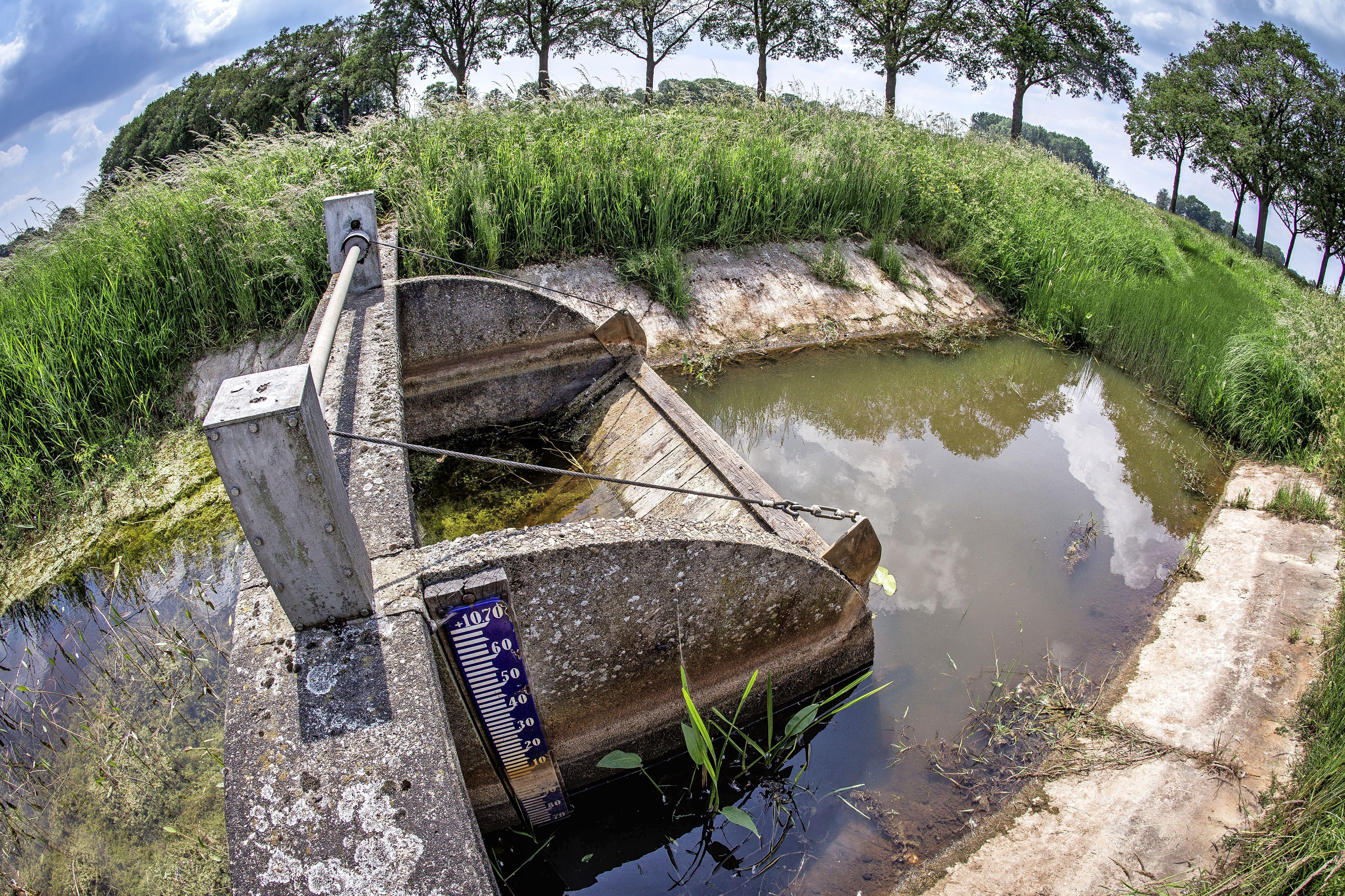 Reactie op kritiek: Boeren zijn juist zuinig met water | opinie