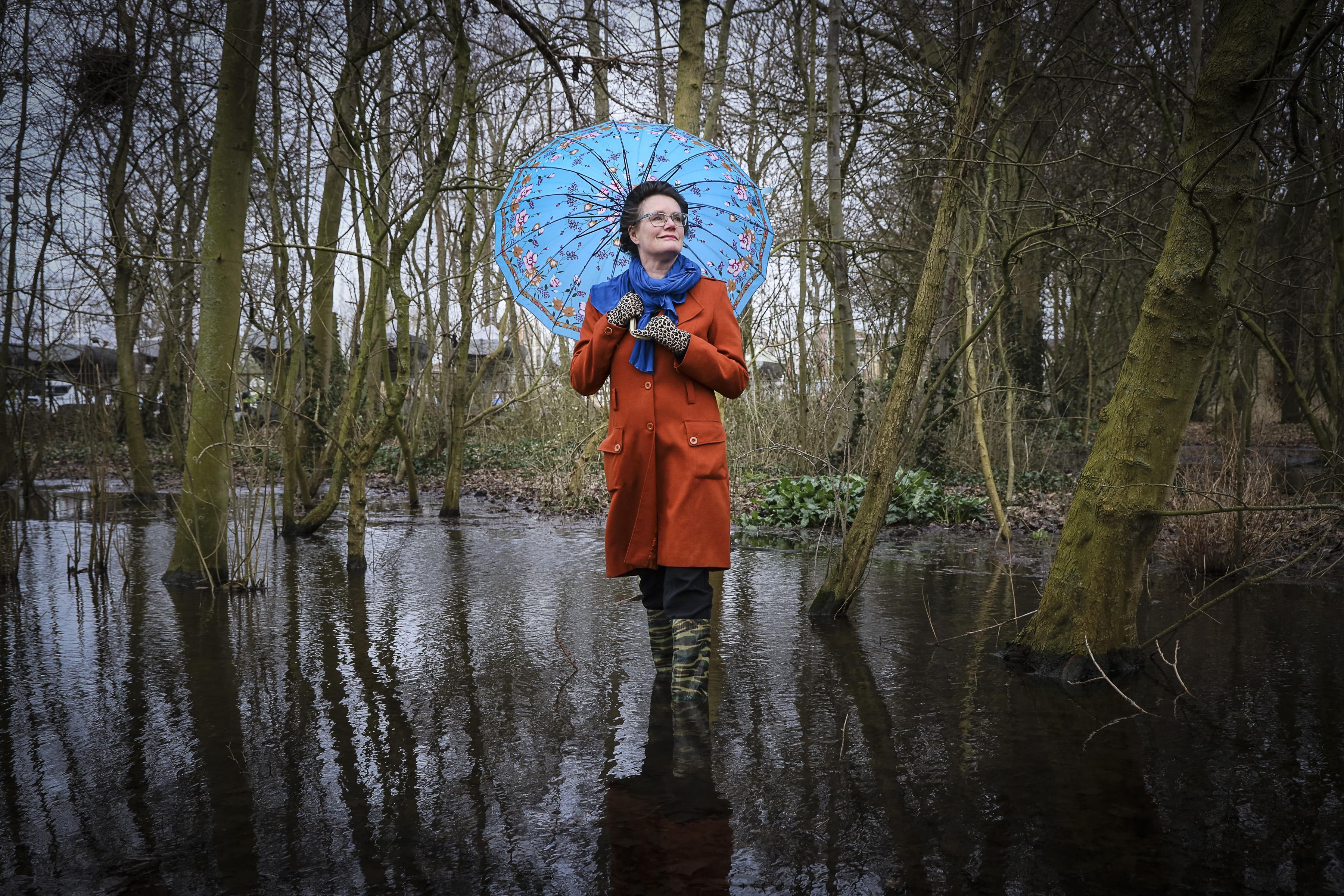 Hoe kunnen we omgaan met grote veranderingen in het weer? Bezoek het 'Klimaatcircus'in West-Friesland