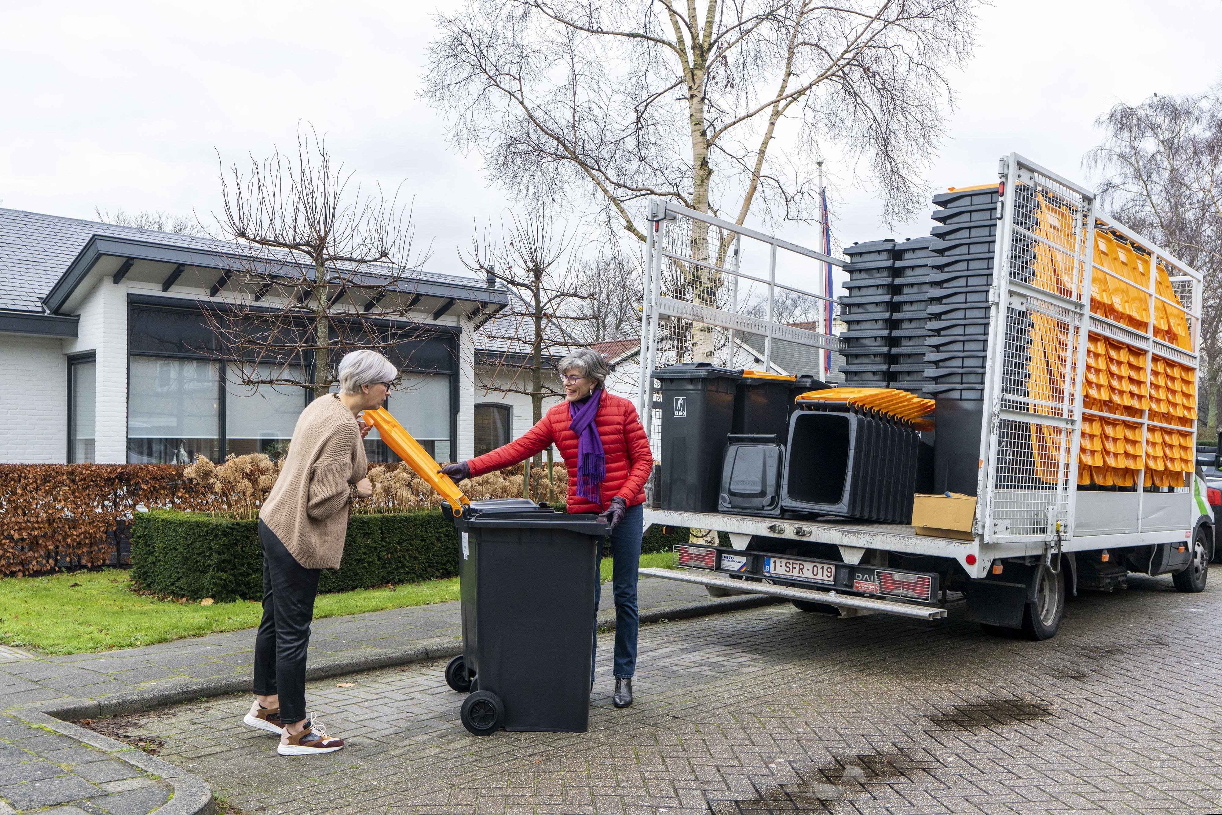 Teylingen bijna klaar voor nieuw inzamelsysteem afval