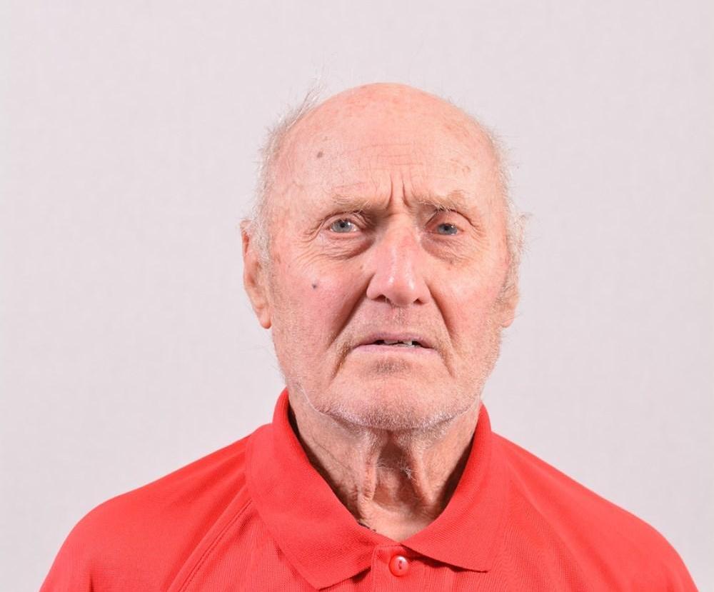 André van Santen (1932-2020) ging als tachtiger nog stiekem op de fiets naar zijn club DSOV