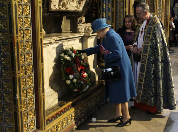 Afbeeldingsresultaat voor westminster abbey graf newton