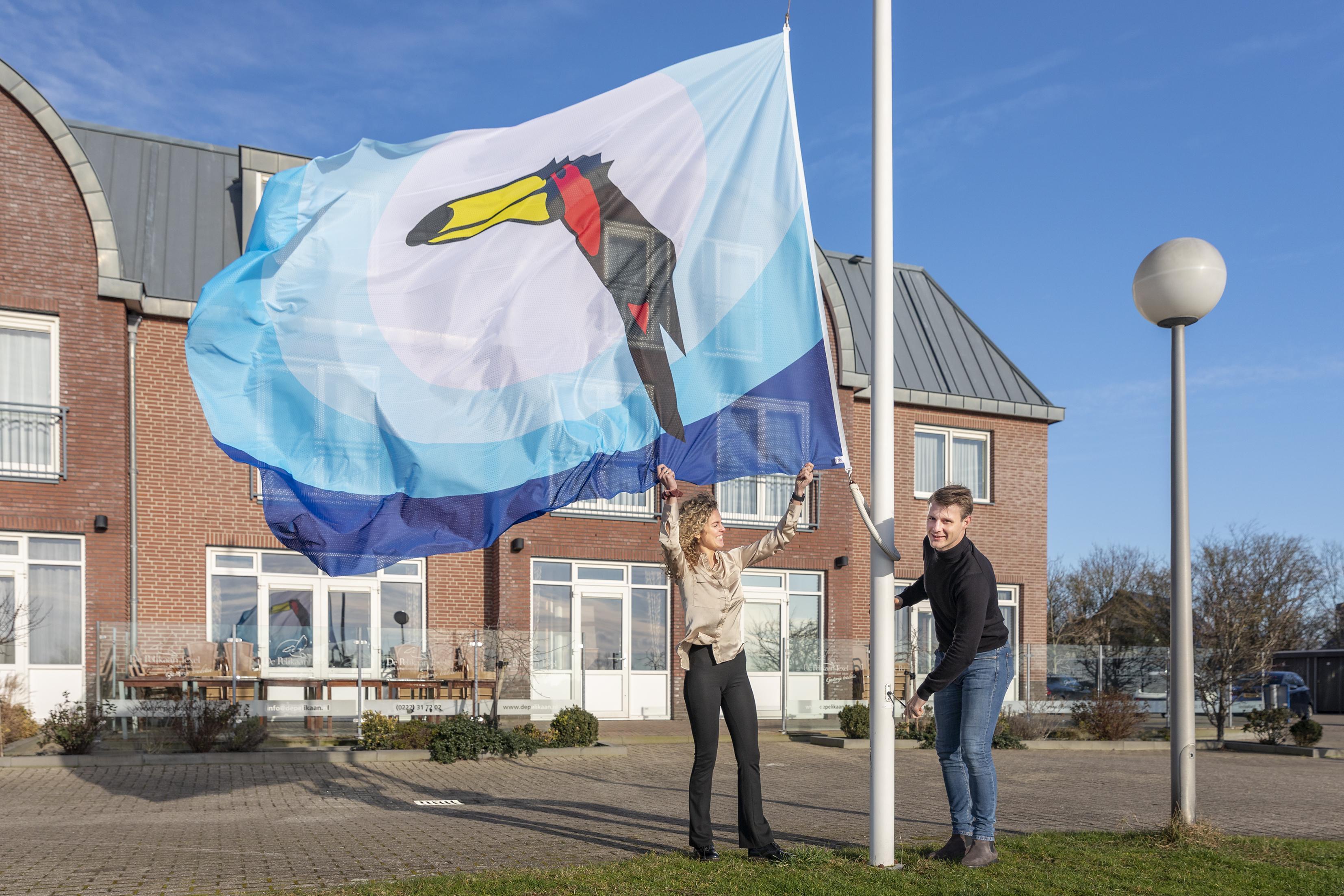 De volgende Van der Valk-telg, Derk Langebeek (26), laat Groningen achter om op Texel een hotel met 61 kamers te runnen. 'Als je de ambitie hebt en je krijgt die kans, dan moet je er ook wat voor laten'