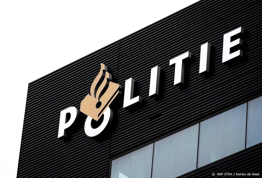 Politie toont foto poederbrief, fictieve afzender uit Den Haag