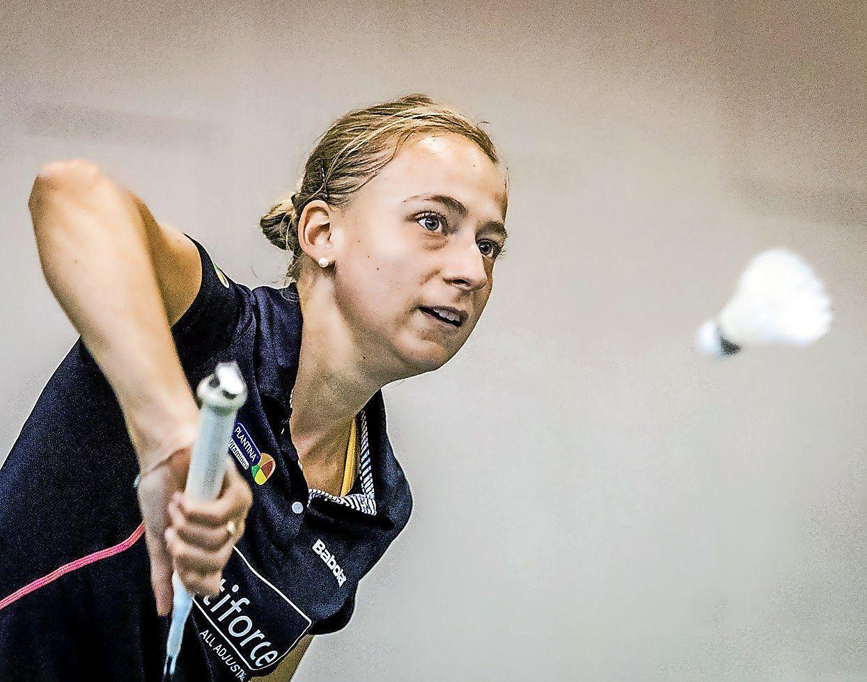 Badmintonster Selena Piek boekt bijzondere overwinnig: 'Want zo voelt openlijk over mijn mentale issues praten'