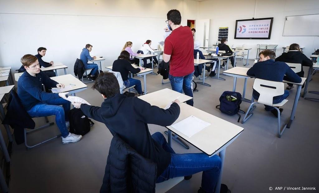 'Weinig klachten op dag zes van de examens'