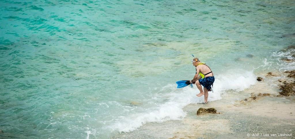 Kabinet zwakt reisadvies voor Bonaire af naar geel