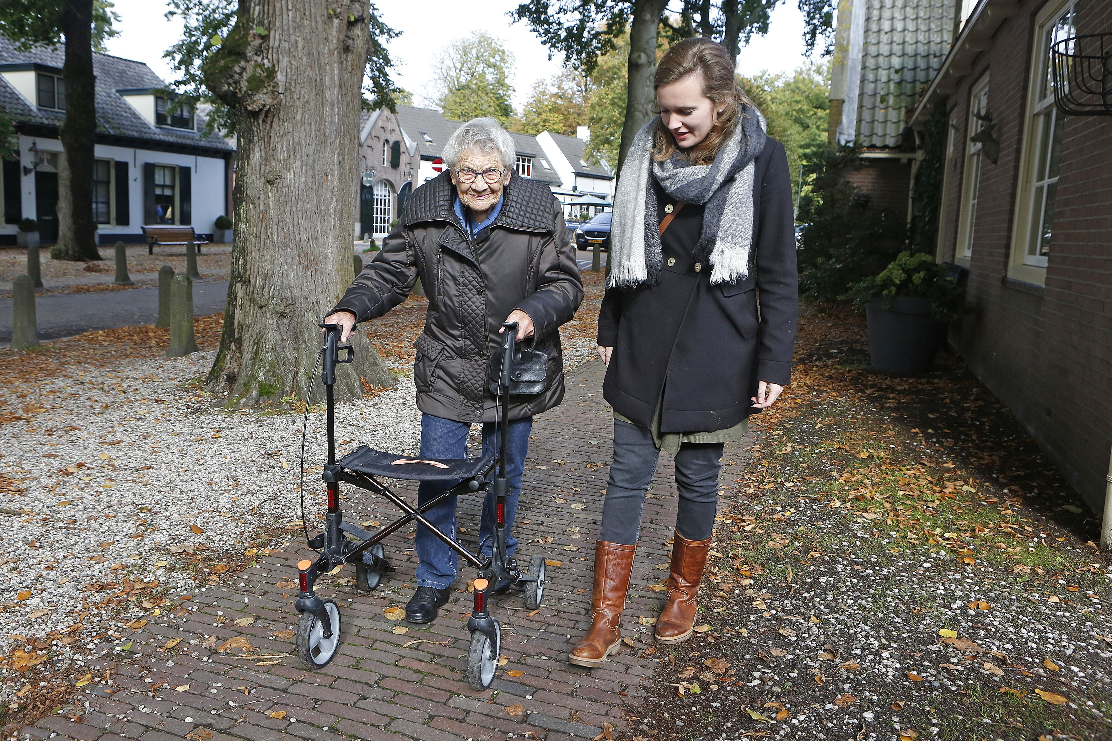 Dagje uit met Nationale Ouderendag in Lage Vuursche: 'Ik ben blij dat ik dit mag beleven'