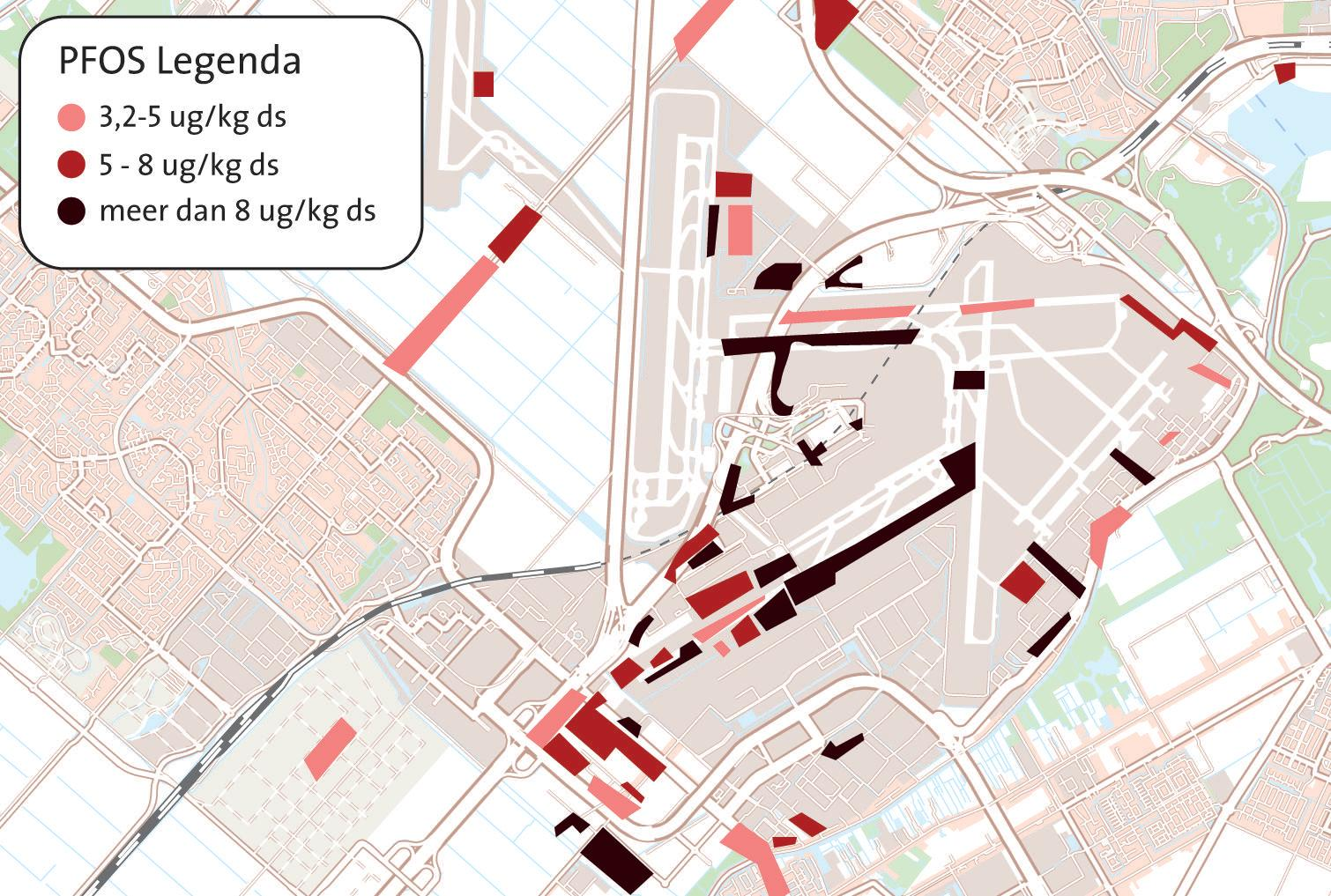 Maaike Ballieux (GroenLinks Haarlemmermeer) schrikt van honderden metingen: Schiphol ligt vol met schadelijke stof PFOS