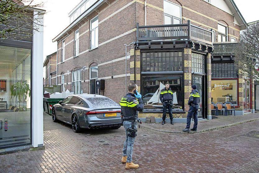 Van kunstroven verdachte Baarnaar wordt vrijdag voorgeleid; gestolen schilderijen van Van Gogh en Frans Hals zijn nog niet gevonden