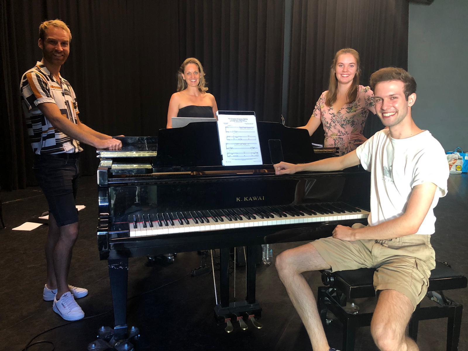 Twee concerten in Den Haag en Alphen aan den Rijn met louter liedjes uit musicals