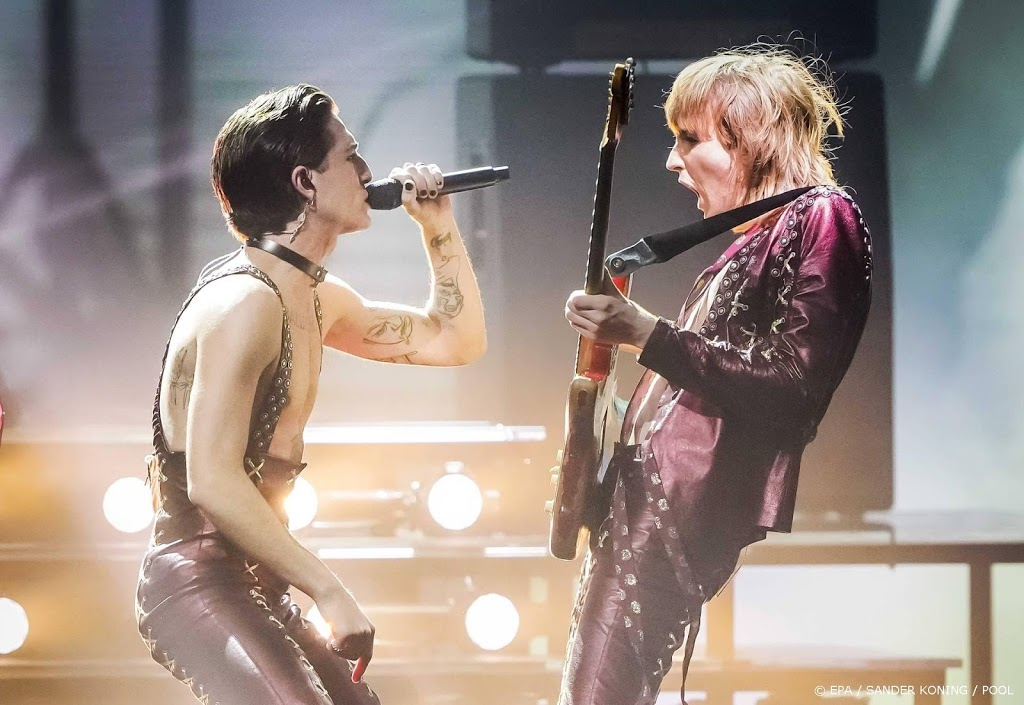 Italië wint Eurovisie Songfestival, Nederland 23e