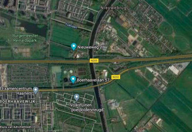 Eerste boze omwonenden melden zich bij de gemeente Haarlem: 'Speciale daklozenopvang? Prima, maar niet aan de Nieuweweg'