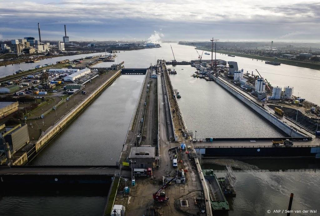 67 miljoen euro tegen verzilting na komst zeesluis IJmuiden