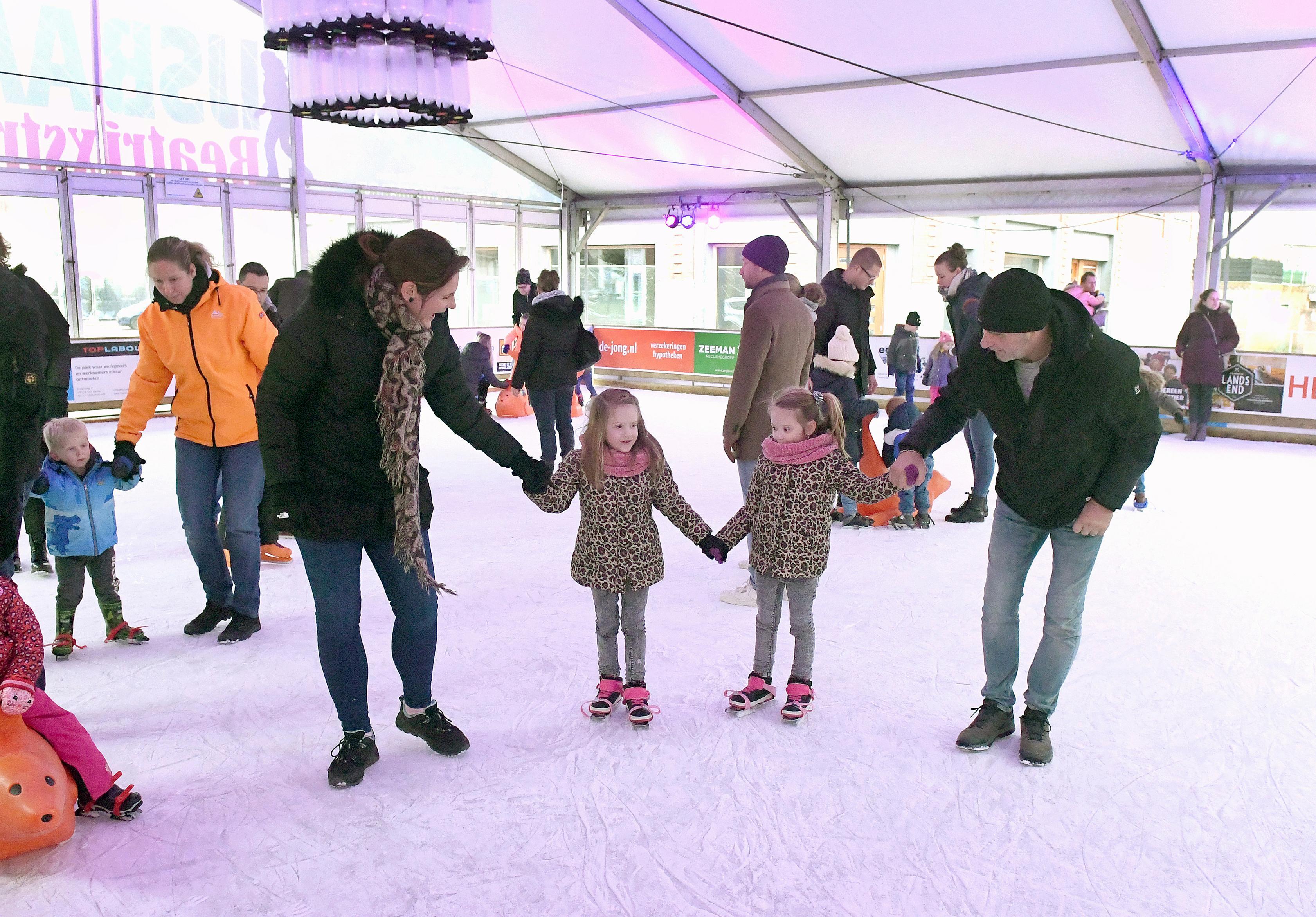 Den Helder begeeft zich ook dit jaar op glad ijs. Corona houdt IJsbaan Beatrixstraat niet tegen