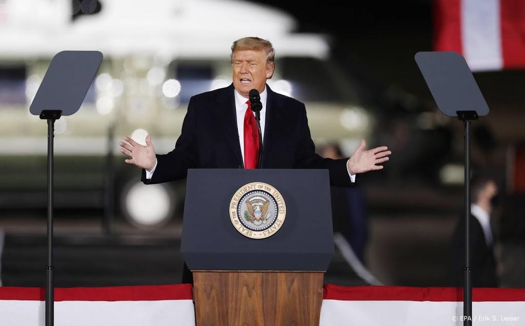 'Fans Trump maakten onbedoeld grote bedragen over naar campagne'