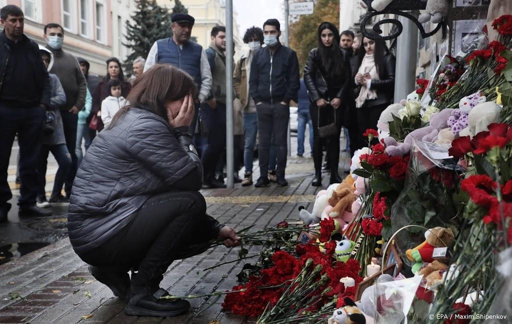 Poetin: aantal doden Nagorno-Karabach richting 5000