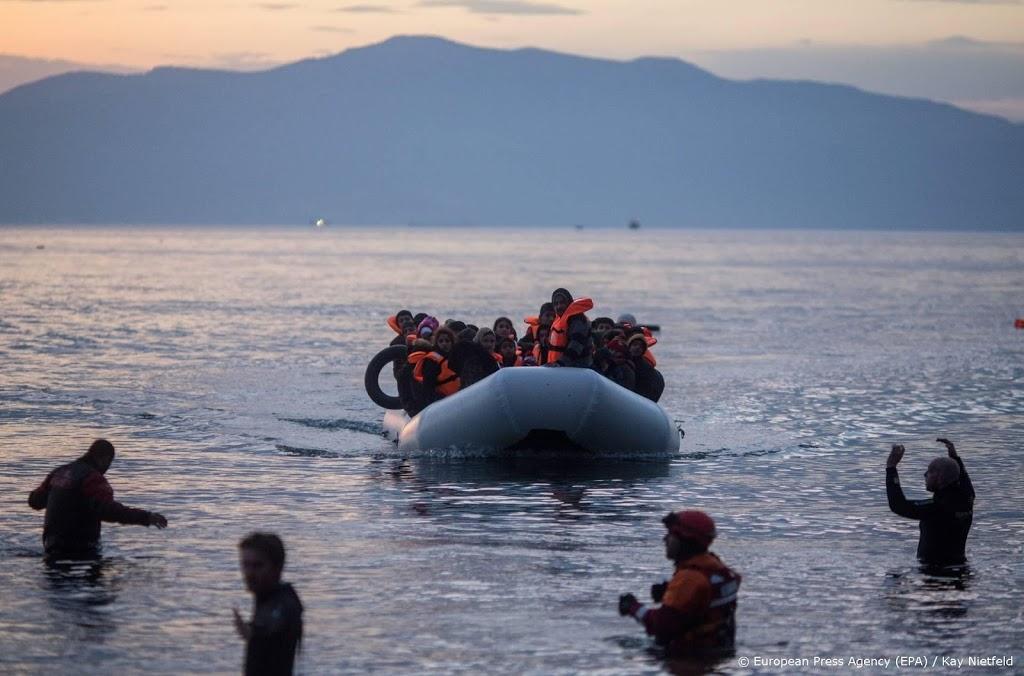 Bijna 10.000 migranten probeerden Kanaal over te steken in 2020