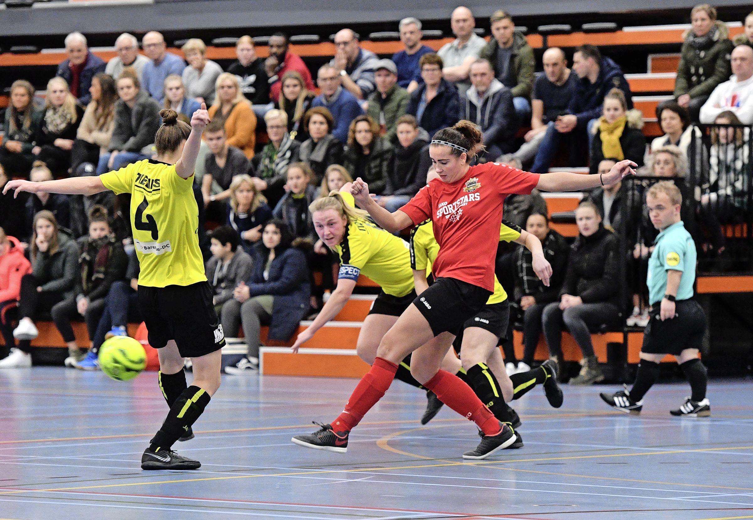 Team Alkmaar kan sportieve droom niet waarmaken: ploeg trekt zich terug uit eredivisie zaalvoetbal