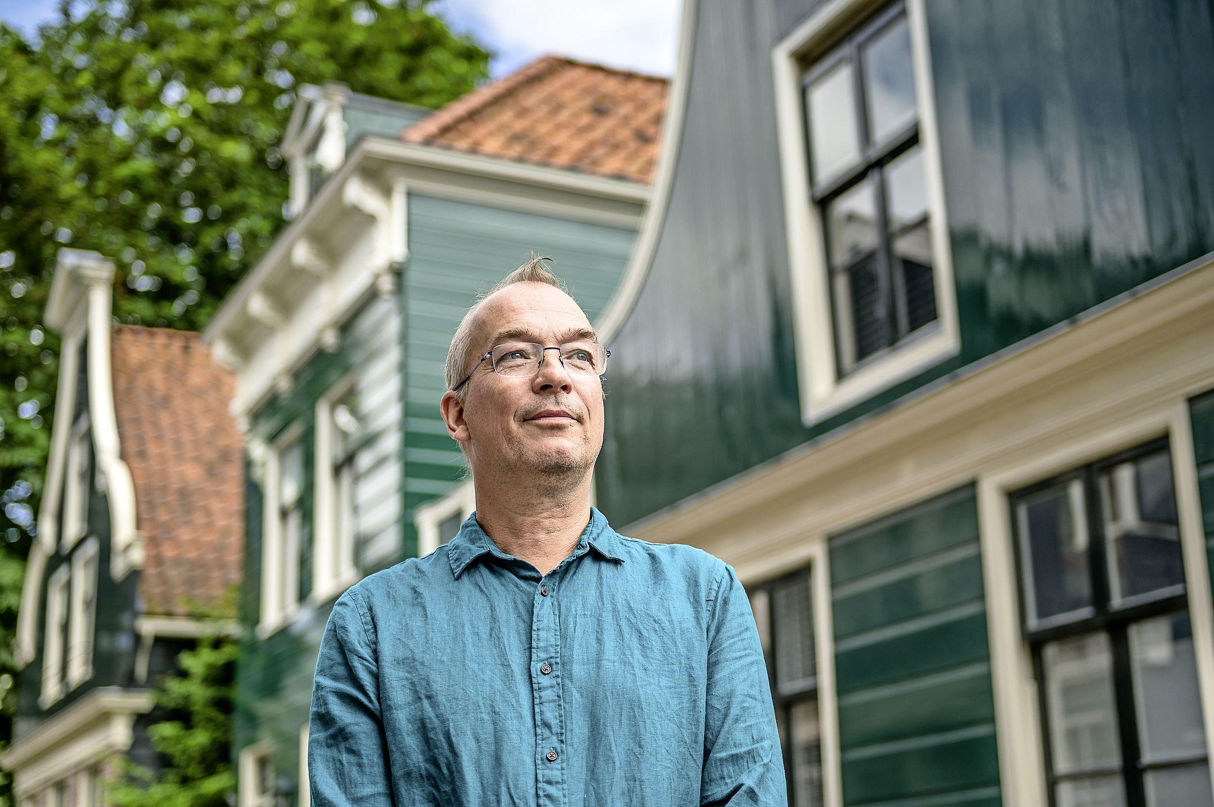 Met architect Paul Kramer langs de Zaanse houtbouw: 'Vanwege lage CO2-uitstoot kan bouwen met hout de oplossing zijn'