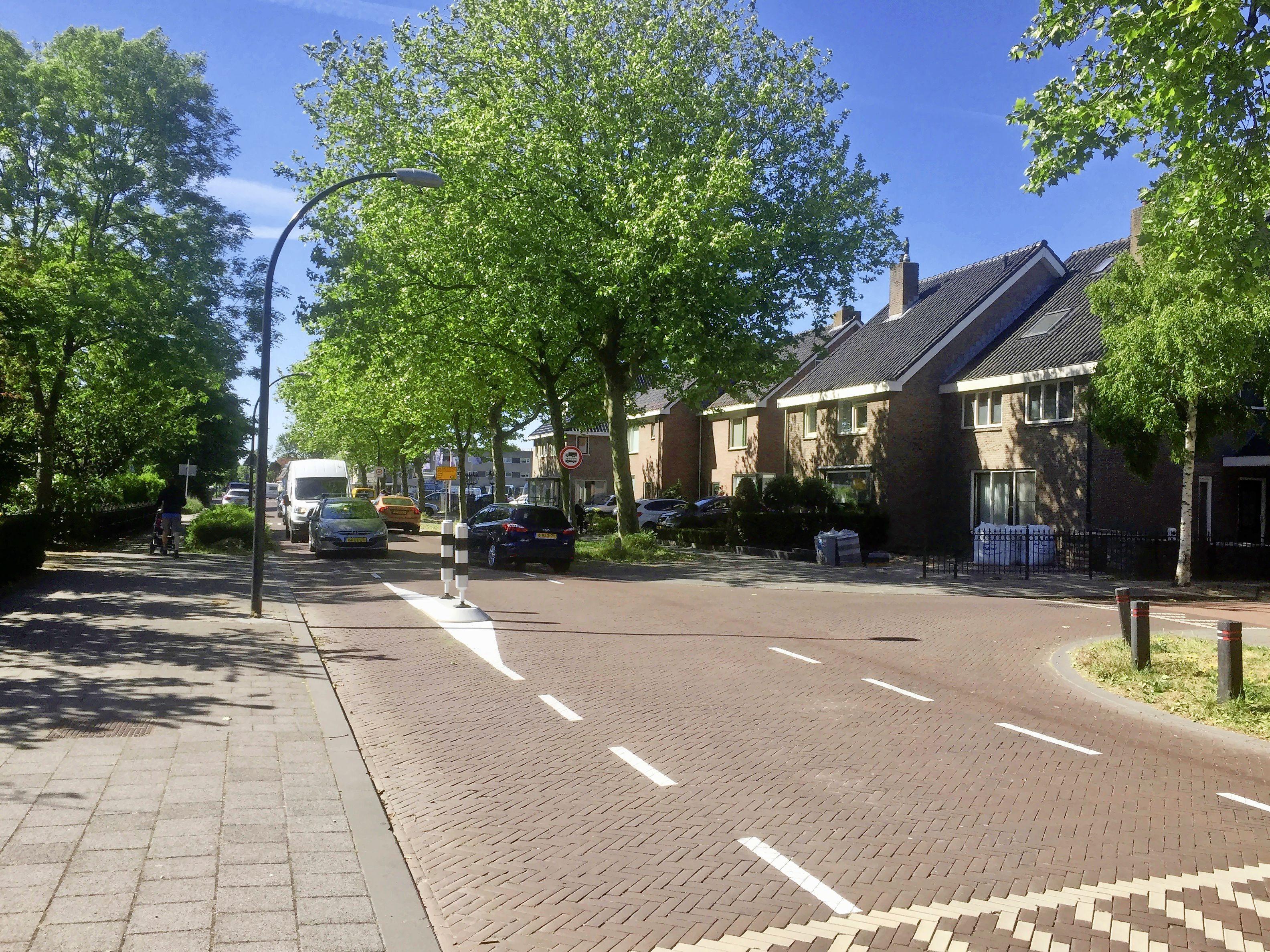 Gedupeerden van knip Alkmaarseweg/Rijksstraatweg in Beverwijk/Heemskerk voelen zich genegeerd. 'Mijn conclusie is dat een afsluiting er niet kan komen'