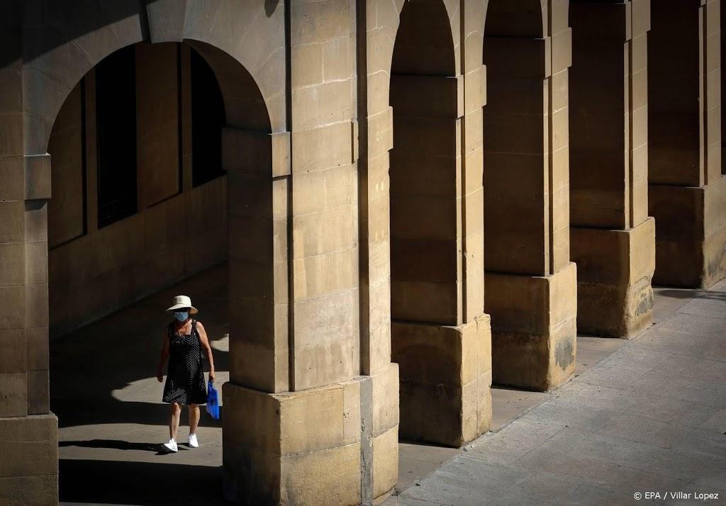 Griekenland en Spanje laten meer buitenlandse reizigers toe