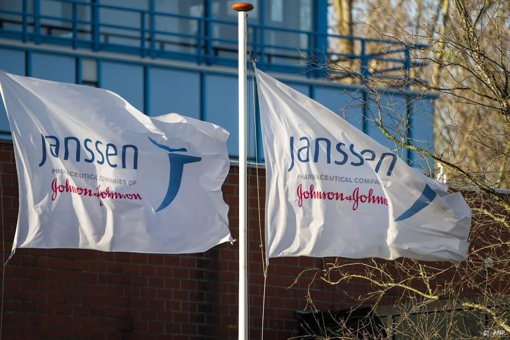 Eerste Janssen-vaccins komen dinsdag aan in de VS