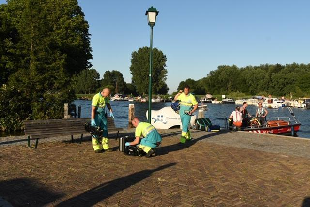 Zes aanhoudingen voor vechtpartij op eiland in Warmond; verdachten komen uit Katwijk, Wateringen en Pijnacker