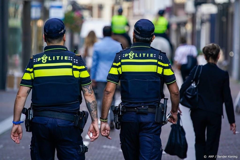 Twee jongens (15) aangehouden na lossen waarschuwingsschoten