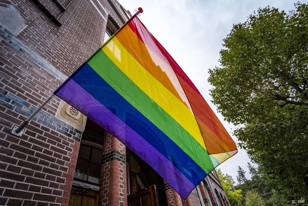 COC: afpakken regenboogvlaggen niet accepteren