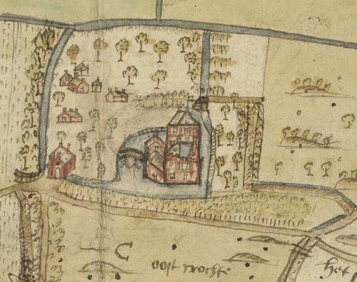 Noordwijkerhouts kasteel De Boekhorst beschreven door auteurs Van der Elst en Mommers: 'Het is gewoon frappant om te zien hoe snel deze geschiedenis in de vergetelheid raakt'