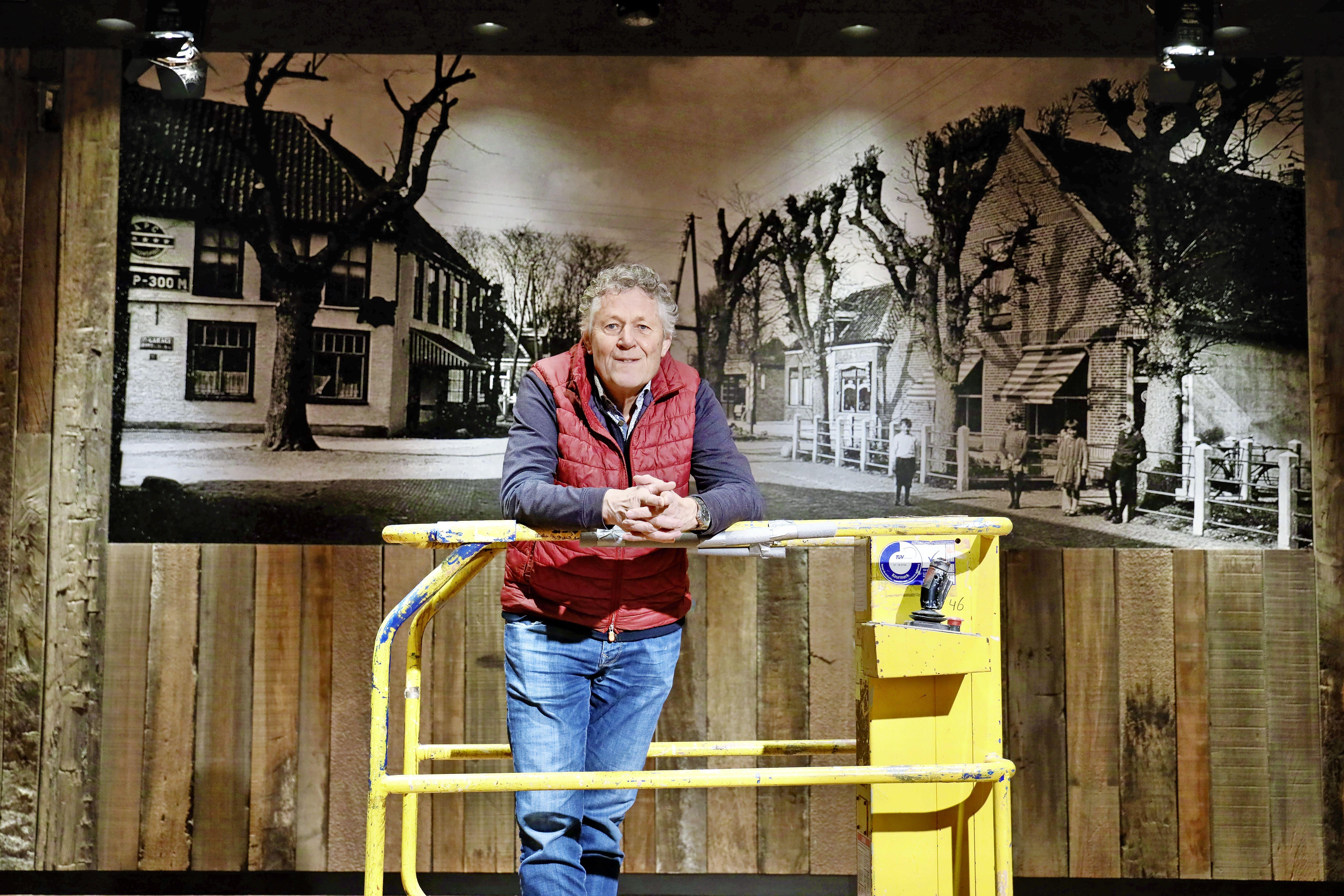 Jan Beers tovert Op Stap om in nieuw horecacentrum voor Hoogwoud, De Hooghe Heeren. 'Mooi om iets terug te kunnen doen'